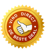 Vind direct de beste deal!